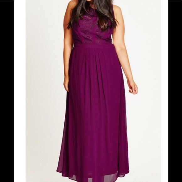 City Chic Dresses & Skirts - City Chic Maxi Dress